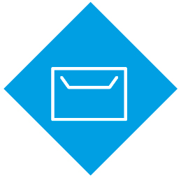 DX Mail Icon