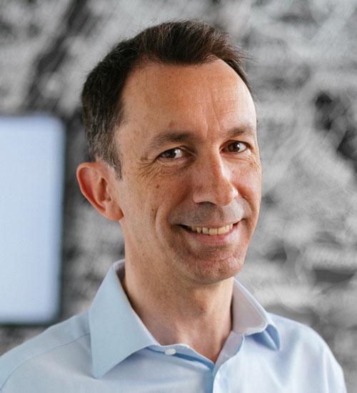 Steffen Schneider, Chief Financial Officer
