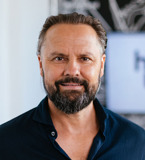 Wolfgang Heigl, Co-founder & Chief Strategy Officer