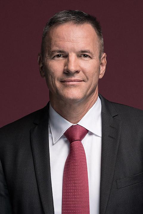 Volker Kregelin, Chief Officer Mobile / Stationary Transportation Technology
