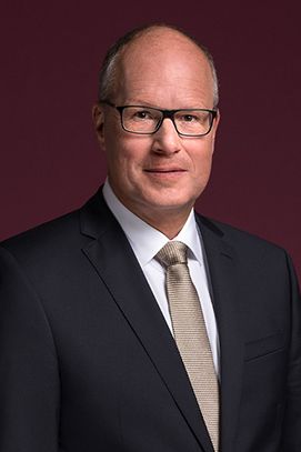 Dr. Jürgen Brandes, Vorstand