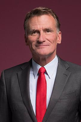 Prof. Dr. Thorsten Grenz, CFO