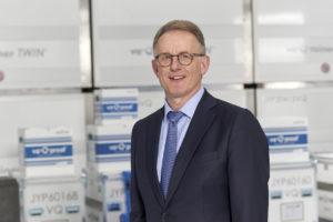 Dr. Joachim Kuhn, CEO va-Q-tec AG