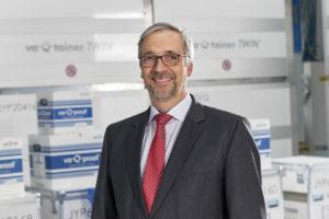 Stefan Döhmen, CFO va-Q-tec AG